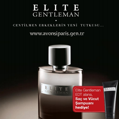 Avon Elite Gentleman