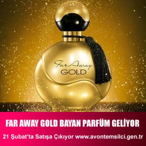 Far Away Gold Bayan Parfüm