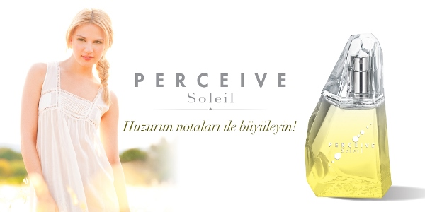 Perceive Soleil Bayan Parfüm
