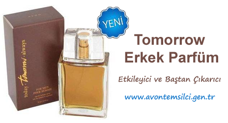 Tomorrow Erkek EDT