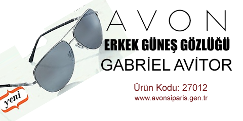 Gabriel Avitor Güneş Gözlüğü