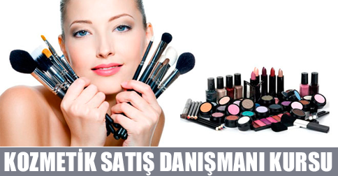 İsmek kozmetik kursu