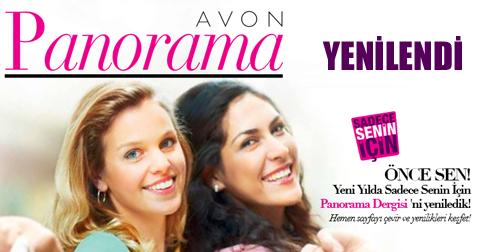 Avon Panorama Dergisi