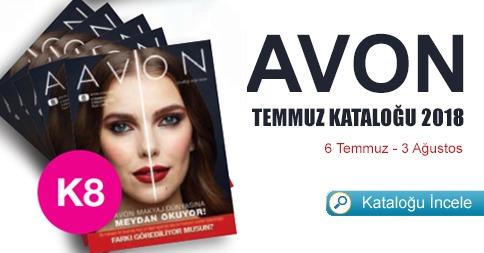 Avon Temmuz Kataloğu Kampanya 8