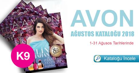 Avon Ağustos Kataloğu Kampanya 9