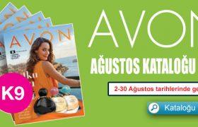 Avon Ağustos Kataloğu 2019 Kampanya 9