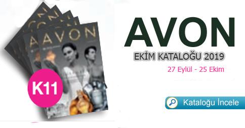 Avon Ekim Kataloğu 2019 Kampanya 11