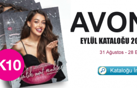Avon Eylül Kataloğu