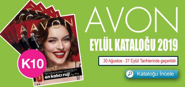 Avon Eylül Kataloğu Kampanya 10