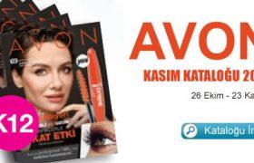 Avon Kasım Kataloğu 2018 Kampanya 12