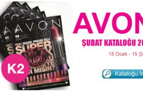 Avon Şubat Kataloğu 2019 Kampanya 2