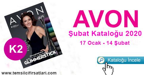 Avon Şubat Kataloğu 2020 Kampanya 2