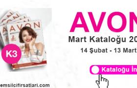 Avon Mart Kataloğu 2020 Kampanya 3