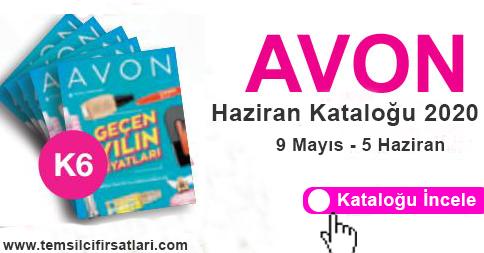 Avon Haziran Kataloğu 2020 Kampanya 6